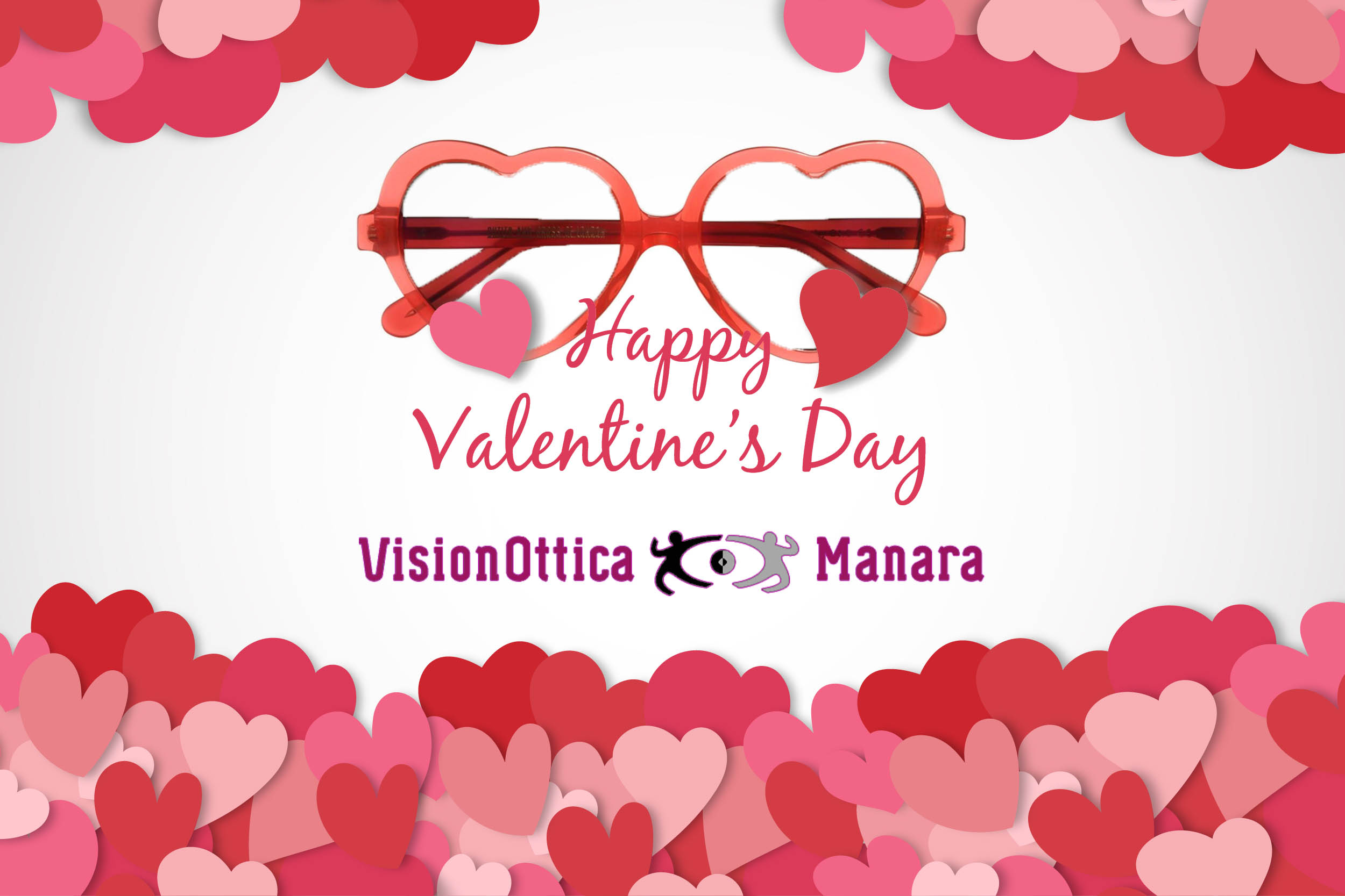 San Valentine day Vision Ottica Manara